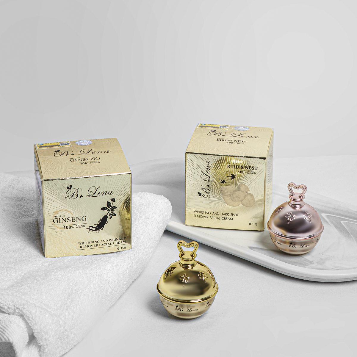 Kem Trang Da Blena Whitening Dark Spot Remover Cream Ngua Nam Tan Nhang Lao Hoa (3)