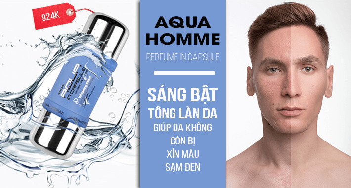 Aqua For Men Nacos