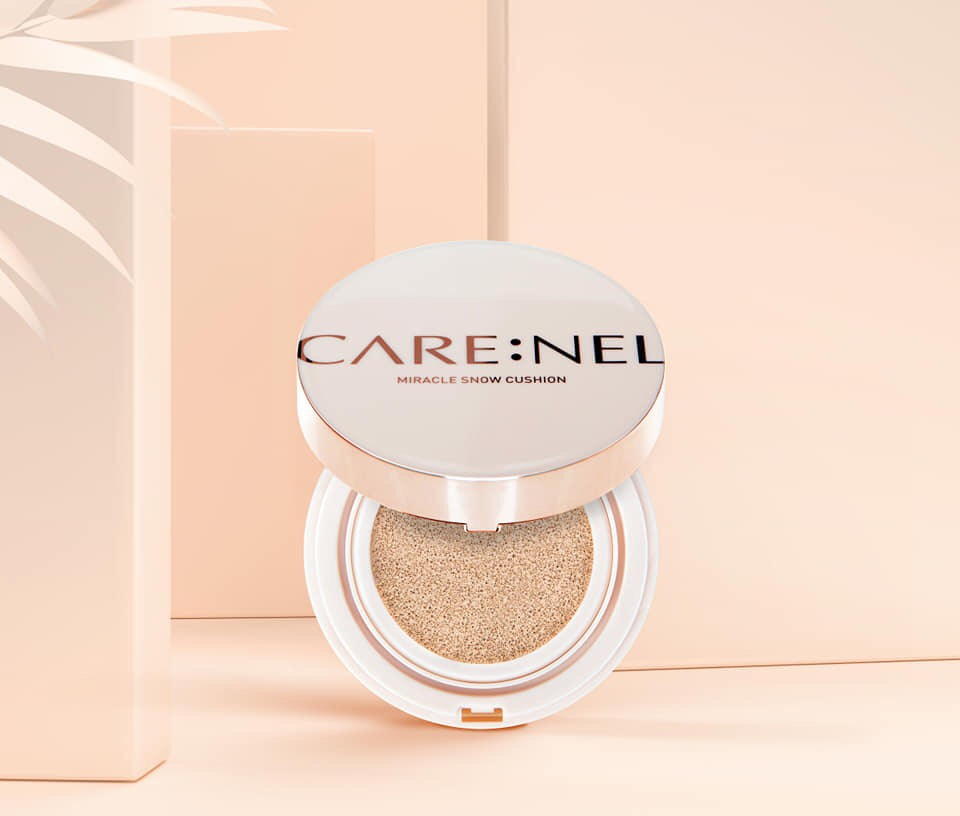 Miracle Snow Cushion Phấn Nước Carenel (19)