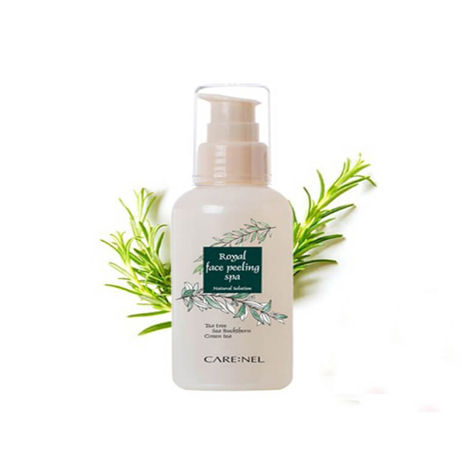 Gel Tay Te Bao Chet Royal Face Peeling Spa Carenel