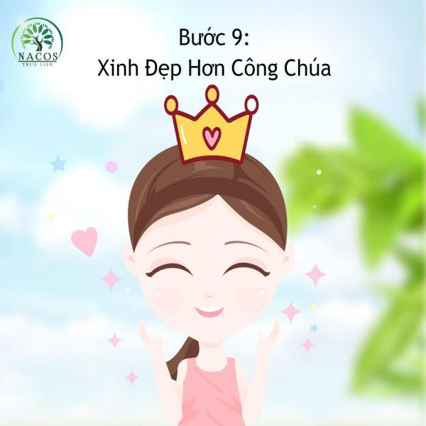 Huong Dan Su Dung Bo Ba San Pham Carenel B9