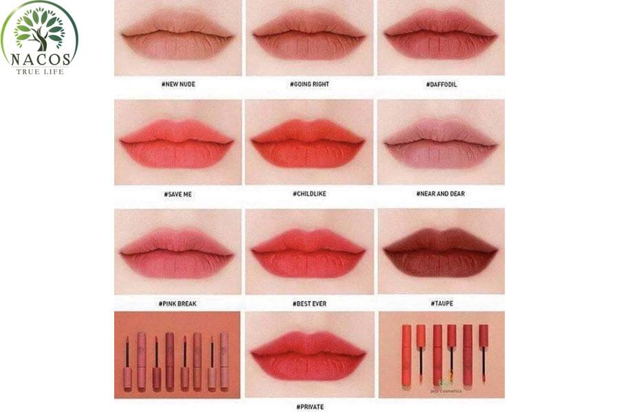 Bang Mau Son 3ce Velvet Lip Tint