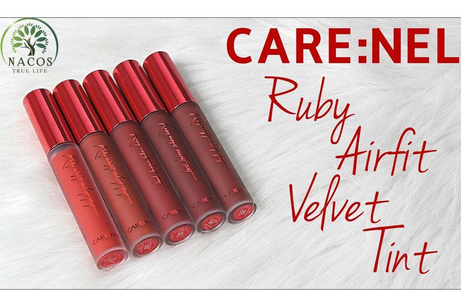 Carenel Ruby Airfit Velvet Tint