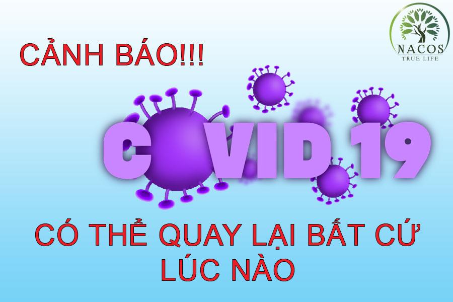Dich Covid 19 Co The Quay Lai Bat Cu Luc Nao