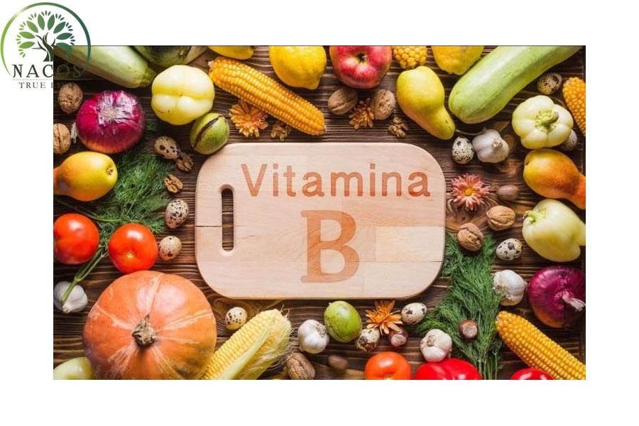 Vitamin B1 B6 B12 Ngan Rung Toc