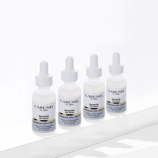 Serum Carenel Niacinamide 10 Zinc 1